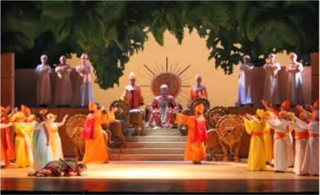 Opere a Milano: Il Flauto magico di Mozart in Società Umanitaria