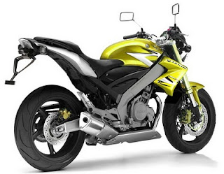 Image of Yamaha Motor Modification Vixion Latest