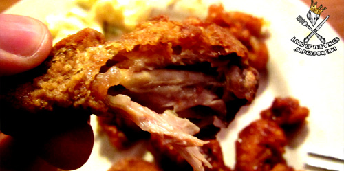 Ponderosa fried chicken wings recipe
