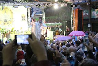 Paróquia Santo Antônio abre comemoração pelos seus 160 anos
