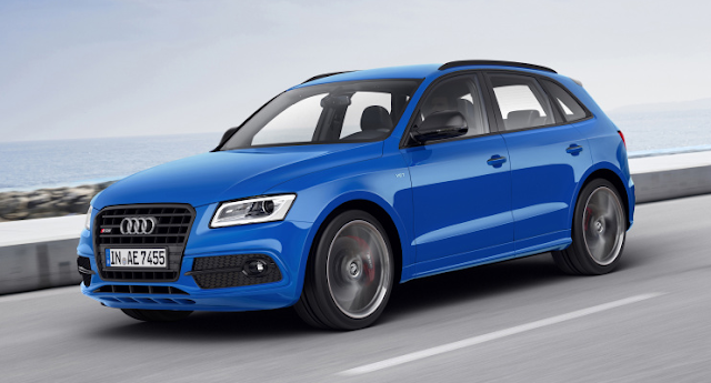 2016 Audi SQ5 TDI Plus Review Price Specs