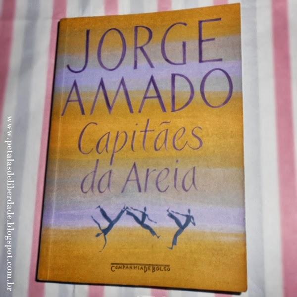 Resenha, livro, Capitães da Areia, Jorge Amado