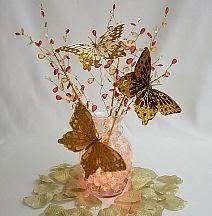 Mariposas, Detalles y Accesorios de Decoración
