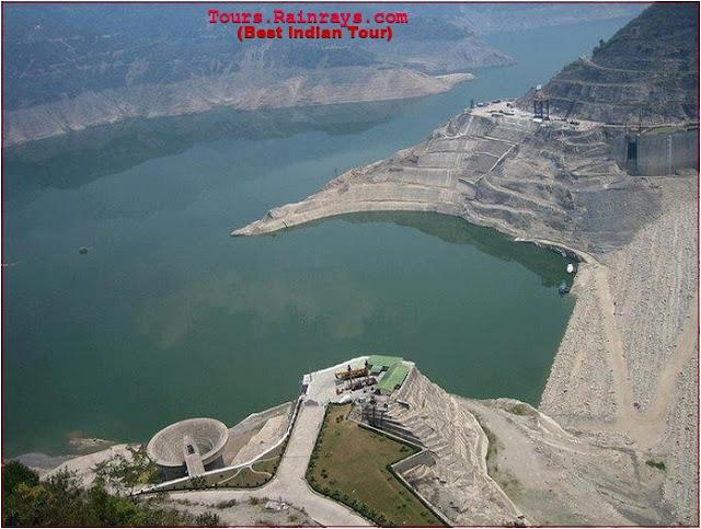 Ganga Dam utrakhand