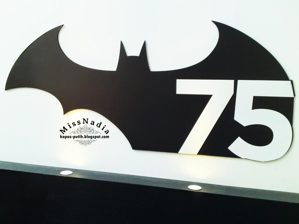 Fahranheit to Pavillion Part 2 (12 pics) Batman 75 Annivesary