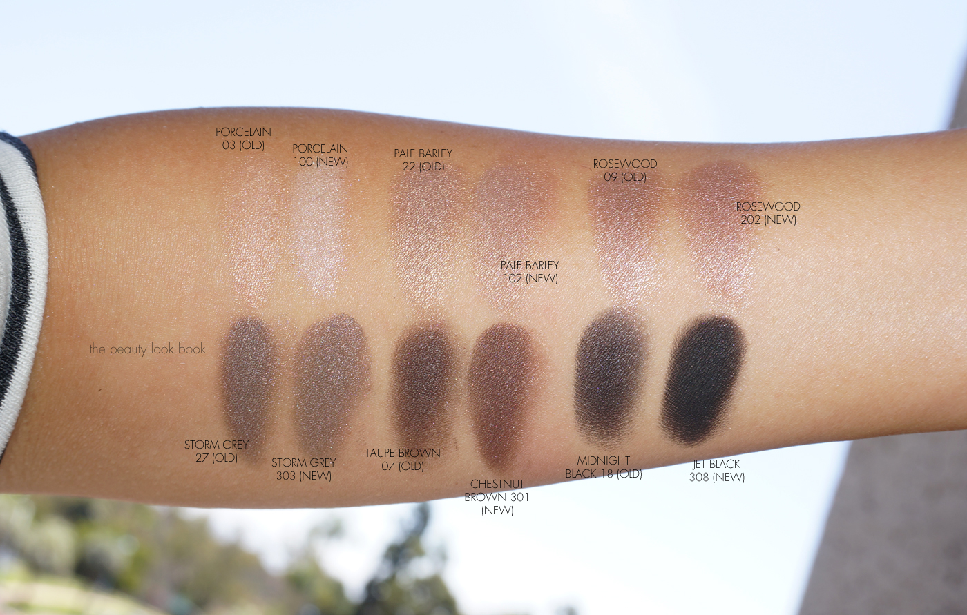 Burberry Beauty Wet & Dry Silk Eyeshadows | The Beauty