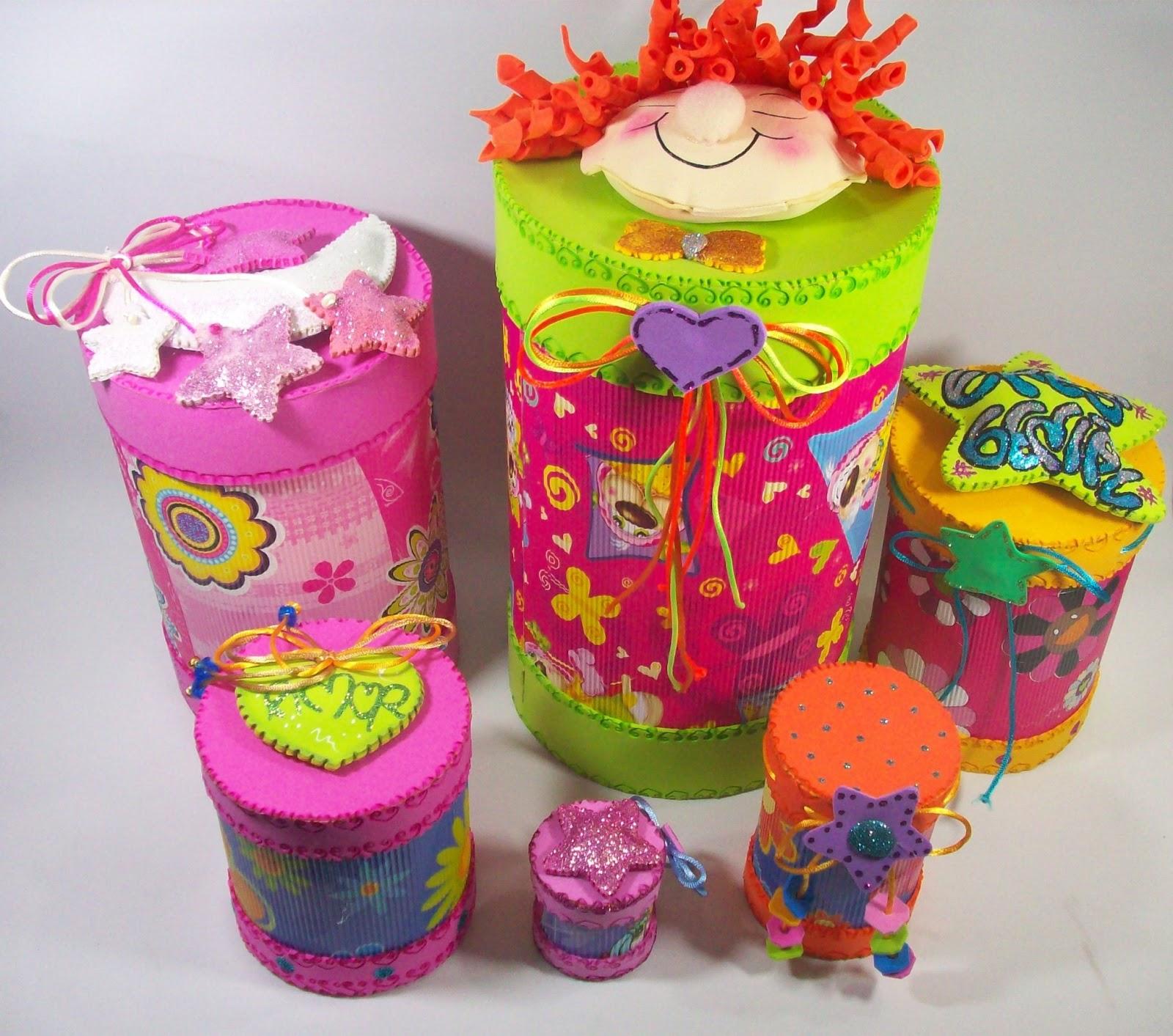 Tarritos decorados con goma eva decoraci 243 n de tarros for Botes de cocina decorados con goma eva