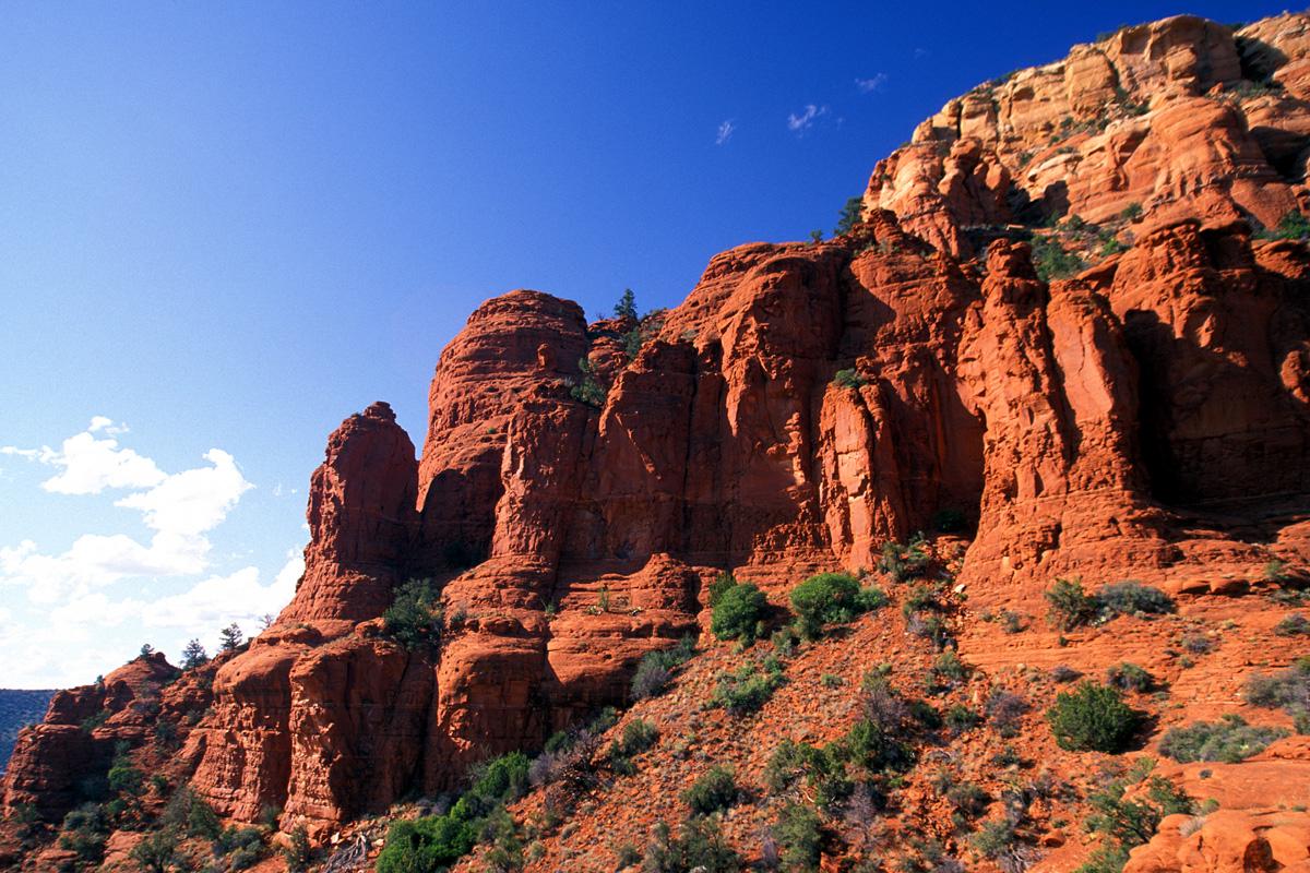Travel Trip Journey Red Rocks Of Sedona Arizona United