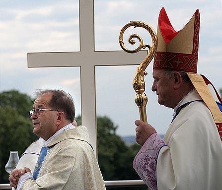 Tadeusz Rydzyk i Stanisław Stefanek