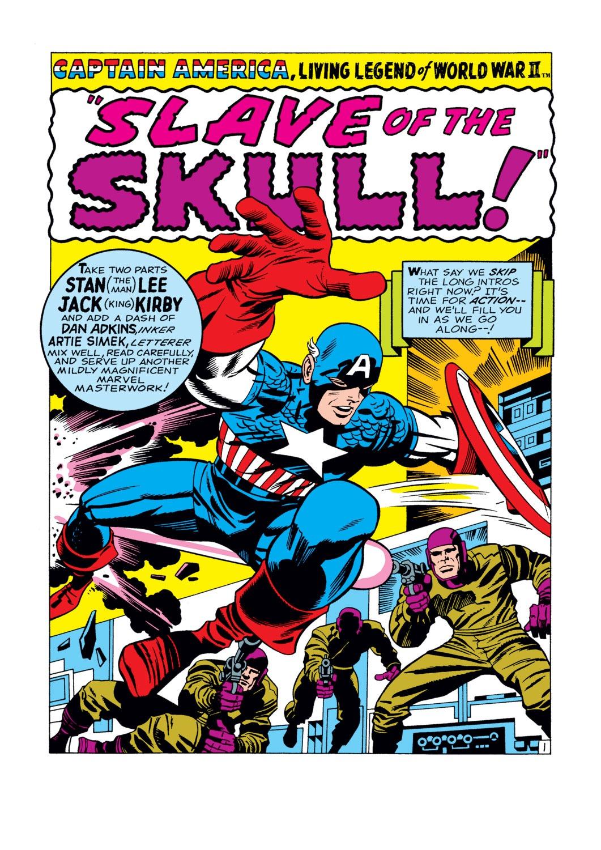 Captain America (1968) Issue #104 #18 - English 2