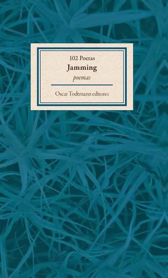 Algunos de nuestros textos los puedes encontrar en 102 Poetas Jamming