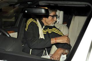 Aishwarya and Aaradhya Bachchan spotted at the Mumbai Airport