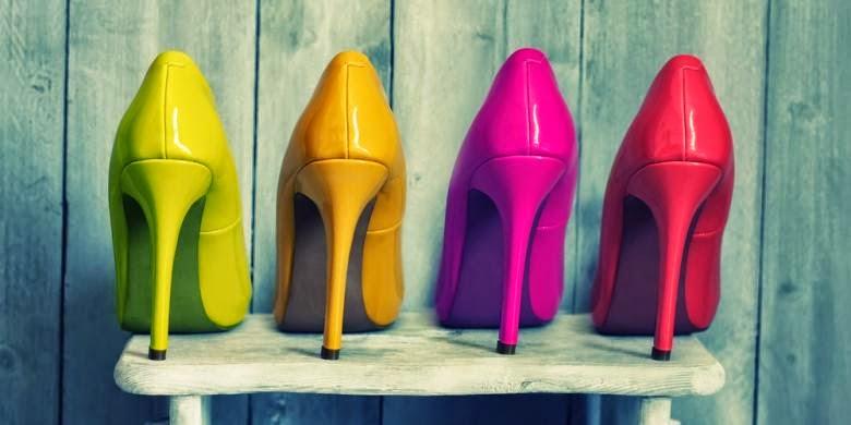 """3 Langkah Mudah """"Menyulap"""" Sepatu Lama Menjadi Baru"""