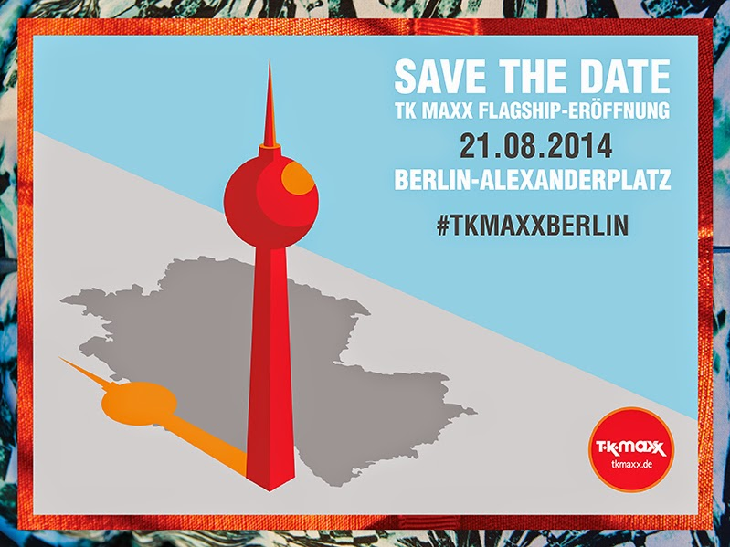 tk maxx alexanderplatz opening myberlinfashion