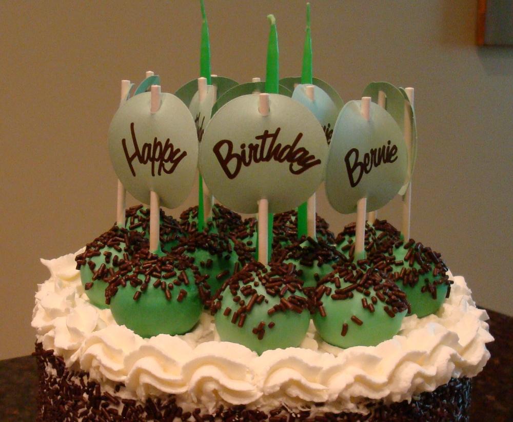 Sweet Treats By Tony Bernies Birthday Cake