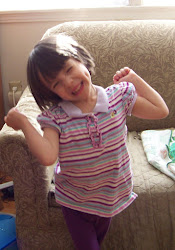 "Josefina: ""I like to dance!"""