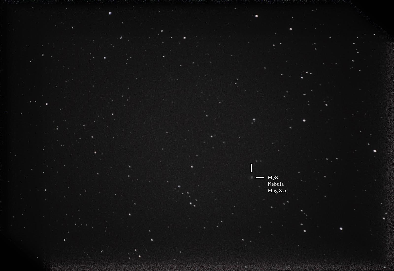 M78 Messier 78