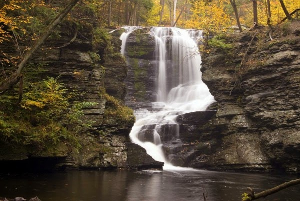 Fulmer Falls, Pennsylvania, USA