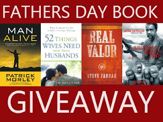 Win 4 books for dad!