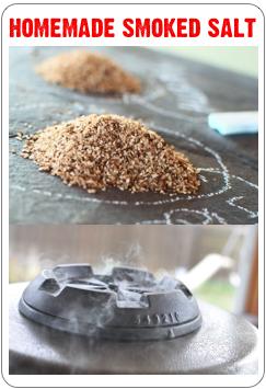 homemade smoke salt recipe with spices