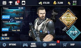 لعبة نخبة القتال Elite Killer: SWAT كاملة للاندرويد 05.jpg