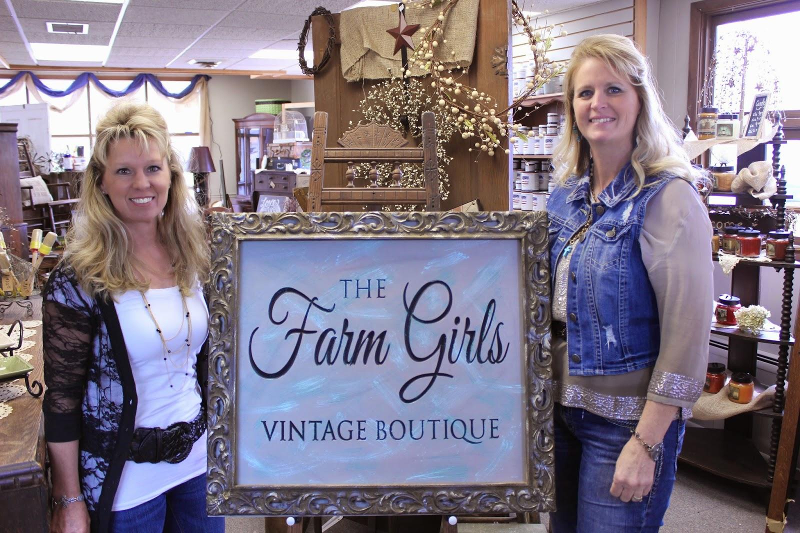 The Farm Girls Vintage Boutique