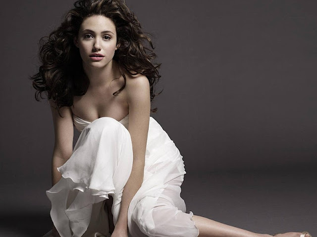American Actress Emmy Rossum