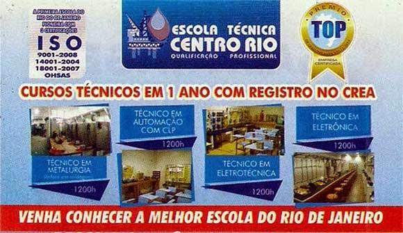 Escola Técnica Centro Rio