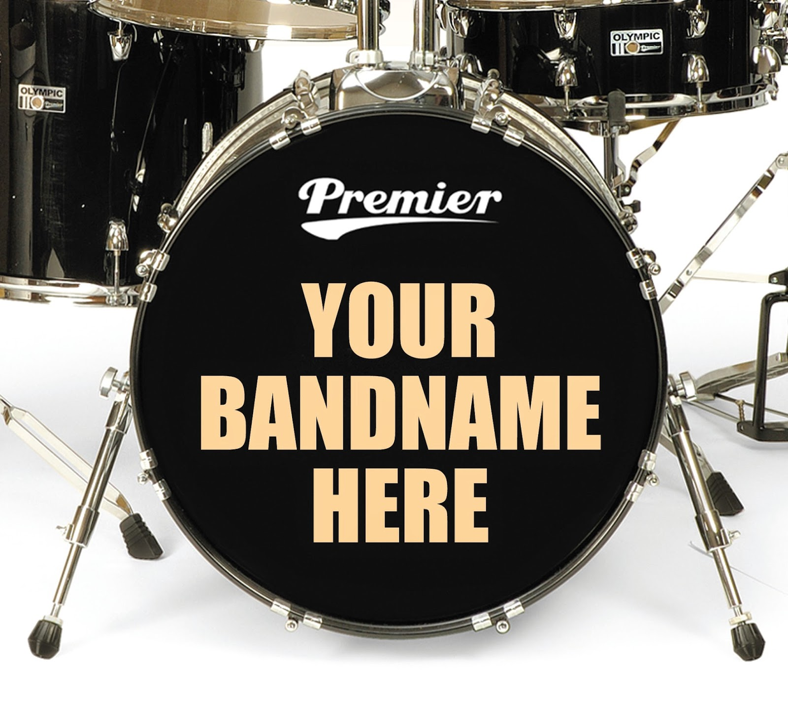 How the Killers got their band name - Base drum - Its the game of the name book cover