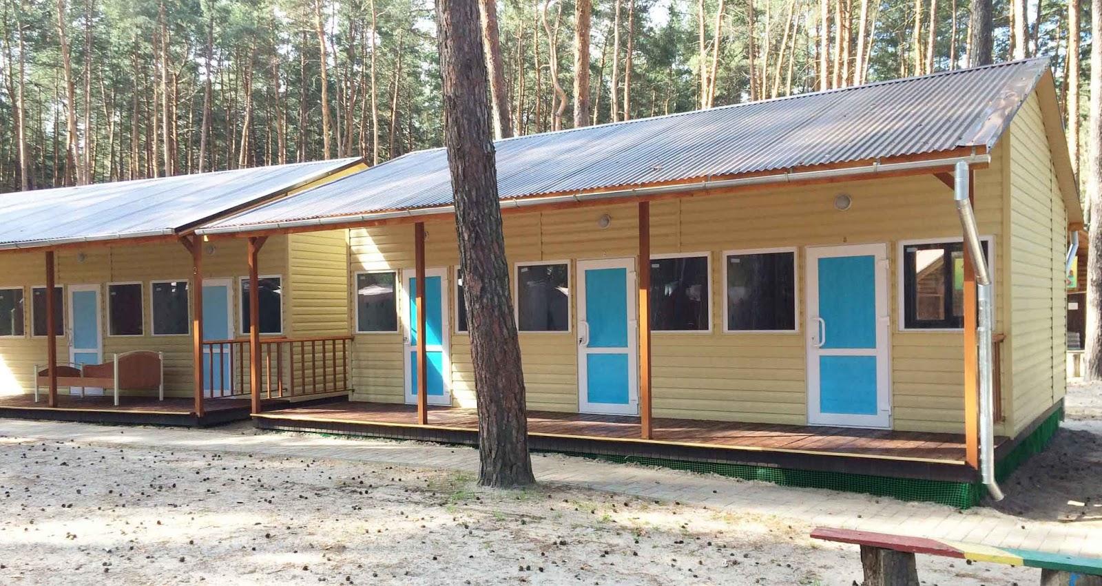 К летнему лагерю сценарий