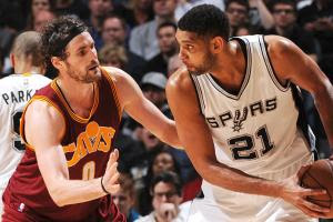 NBA : Cavs-Spurs in Potential NBA Finals Preview