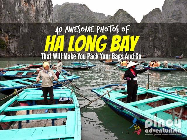 Photos of Ha Long Bay Vietnam