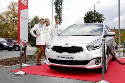 15 lat Kia Motors Polska