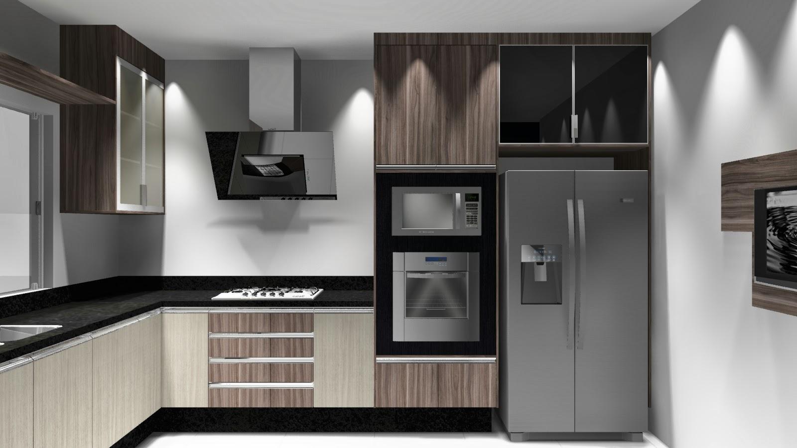 #444C59 Projeto da minha cozinha: Só essa parede da ilha que não entendi  1600x900 px Projete Minha Própria Cozinha_914 Imagens