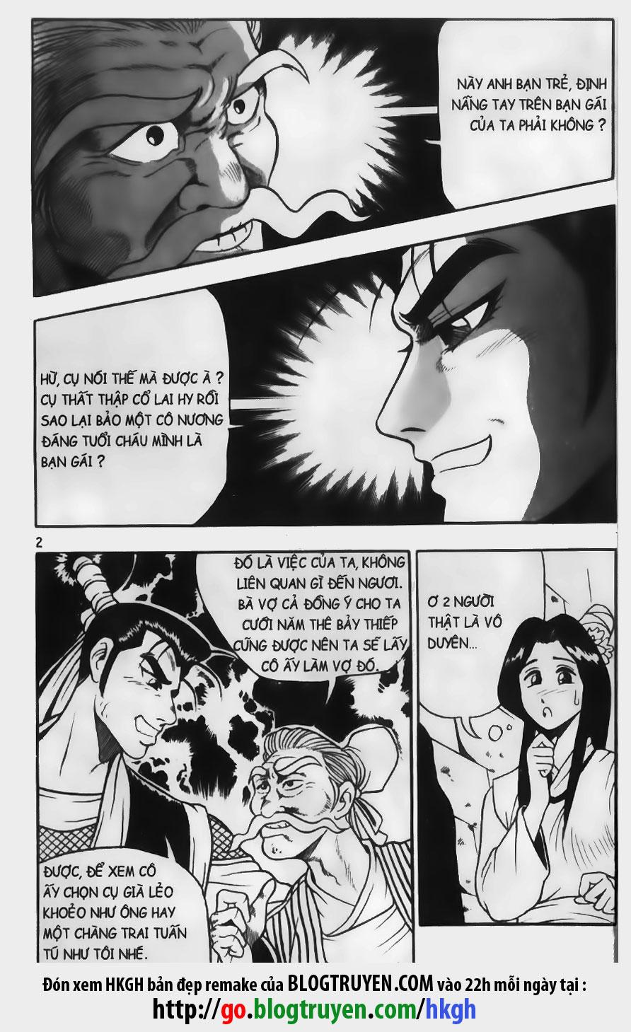 Hiệp Khách Giang Hồ chap 42 page 2 - IZTruyenTranh.com