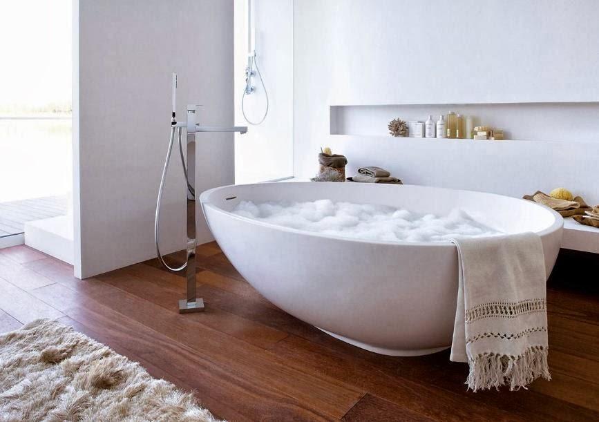 Bañeras ~ decoracion casas. ideas interiores.
