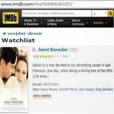 imdb com - müjdat demir
