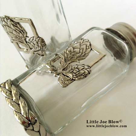 artichoke salt and pepper shakers sold by little joe blow