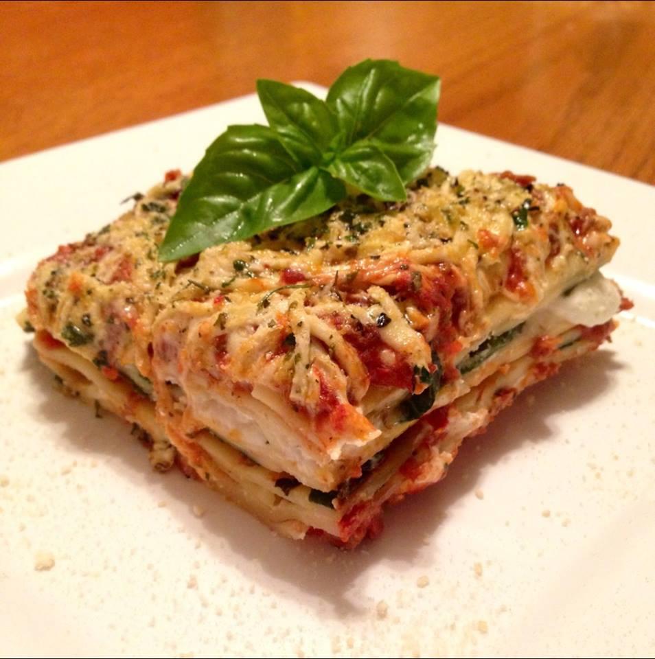 The Comforting Vegan : Vegan Lasagna