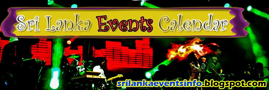 Sri Lanka Events - what, when & where in Sri Lanka