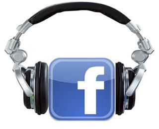 OUÇA, não precisa conectar ao facebook