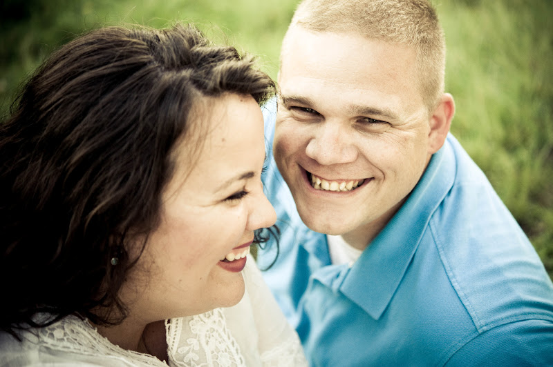 Leigha & Johnny {engagement}
