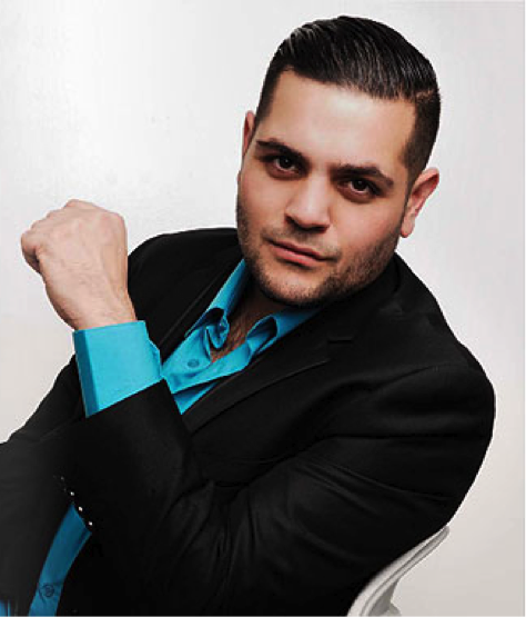Couture fashion designer Michael Costello Dallas The Crowned Brunch