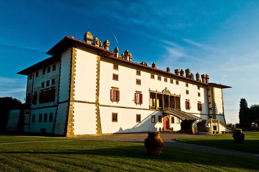 Hotel Ferdinanda Firenze Villa Medicea