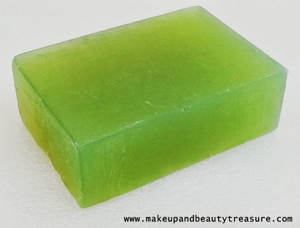 Lass Naturals Aloe Vera Handmade Soap Review