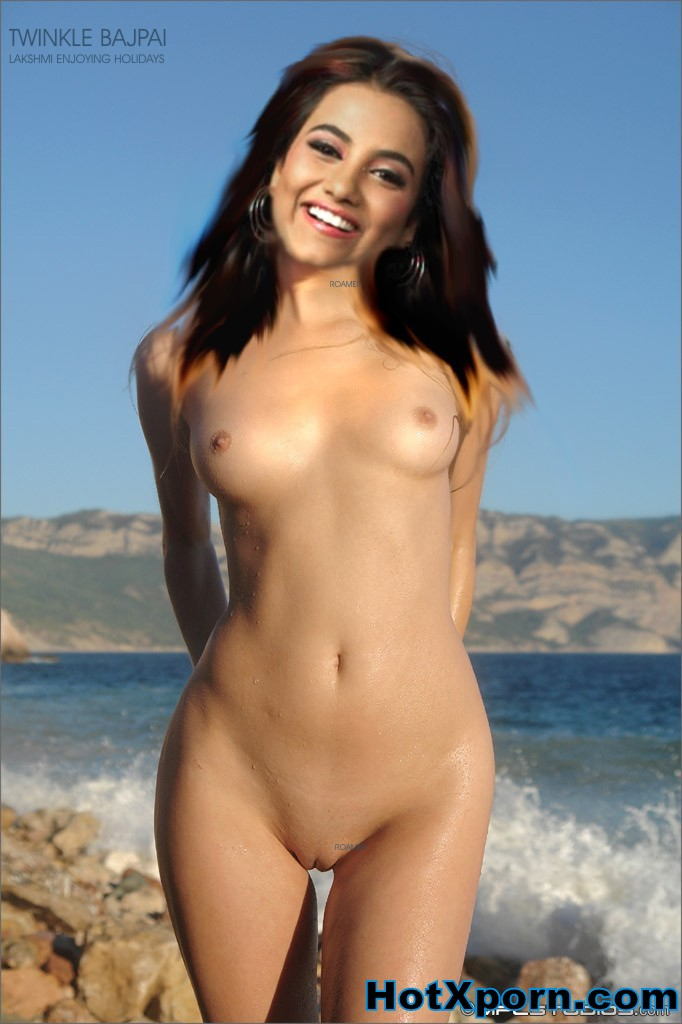 Twinkle Bajpai Fully Nude Boobs and Pussy Photo