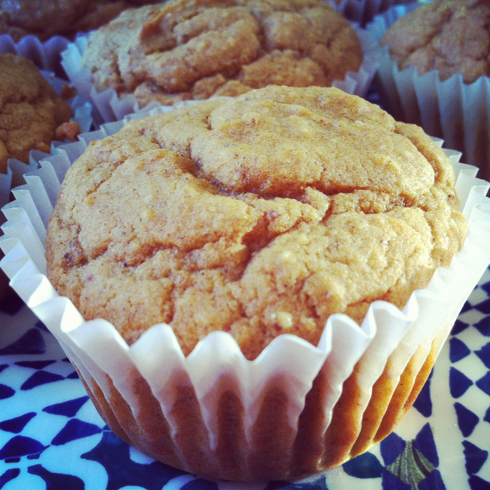 Gluten Free For All: Gluten-Free Pumpkin Muffins