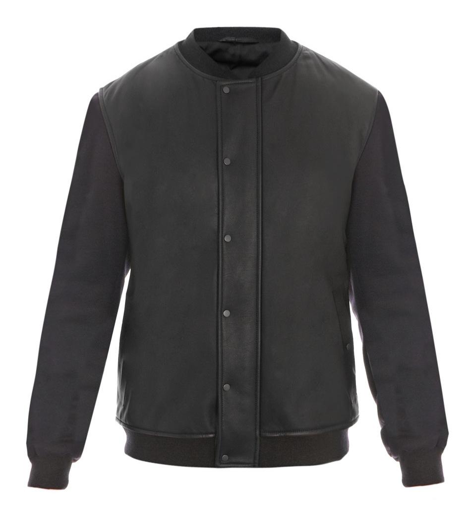 00O00 London Menswear Blog Celebrity Style Robert Pattinson The Twilight Saga: Breaking Dawn - Part 2 Madrid Spain Lanvin leather jacket McQ Alexander McQueen tartan shirt
