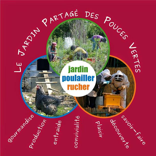 Les pouces vertes p pini re de jardins pour tous le for Tous pour le jardin