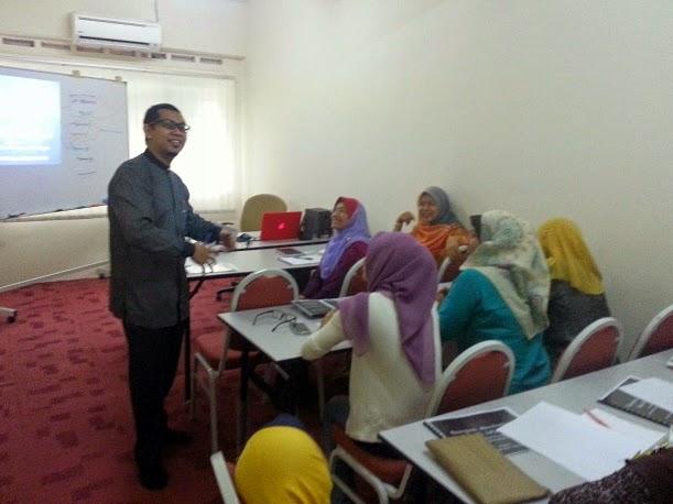 Bengkel Mendorong Murid istimewa Untuk Guru-guru .